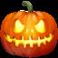 Иконка хэллоуинская тыква