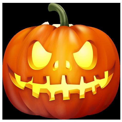 Иконка хэллоуинская тыква - хэллоуин, тыква