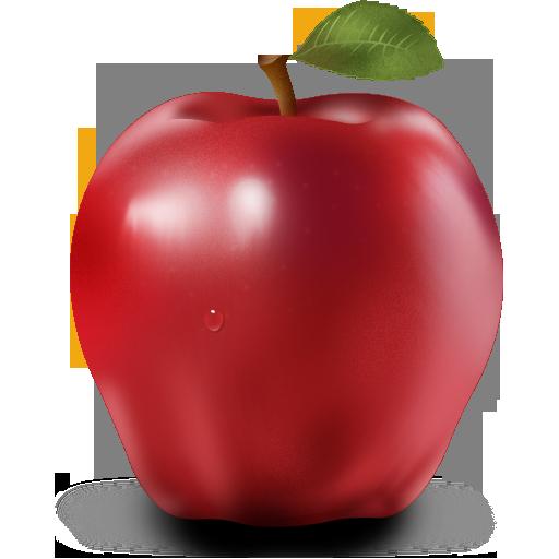 Иконка яблоко - фрукты