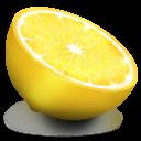Иконка лимон - фрукты