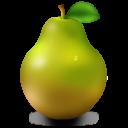 Иконка груша - фрукты