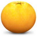 Иконка апельсин