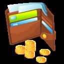 Иконка кошелёк