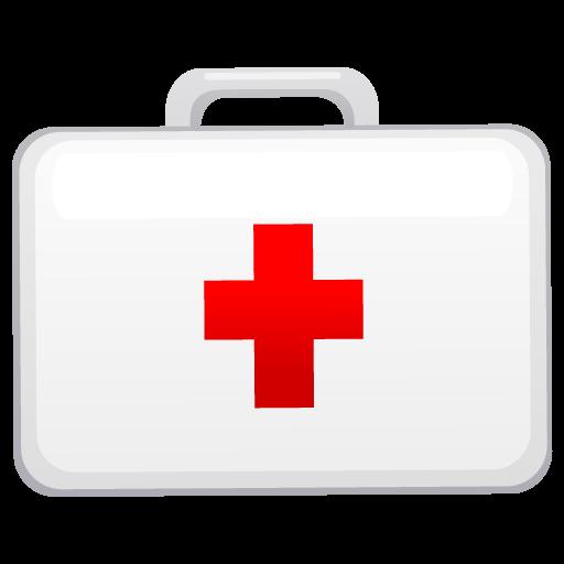 Иконка аптечка - медицина, аптечка