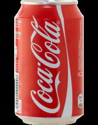 Банка кока колы - напитки, кола, coca cola