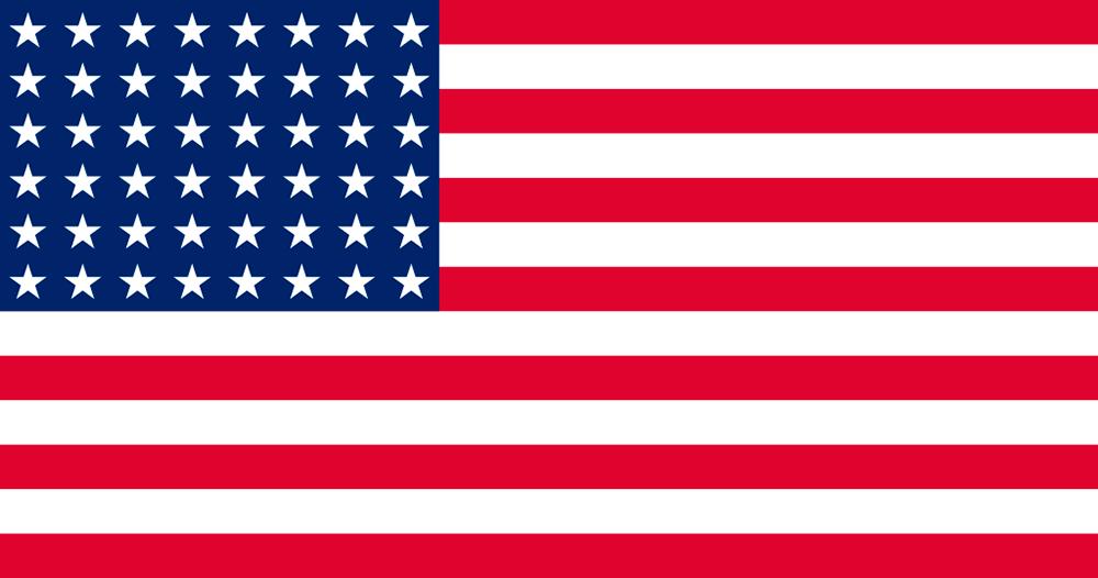 Флаг США - флаг, страны