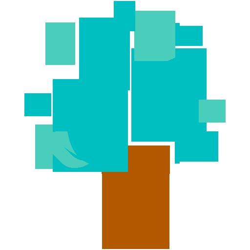Иконка дерево - дерево