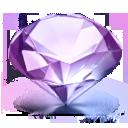 Иконка алмаз - украшения, бриллиант, бижутерия, алмаз
