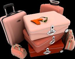 Багаж - чемодан, путешествие, багаж