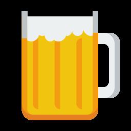 Иконка кружка с пивом - пиво, кружка, алкоголь