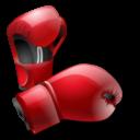 Иконка боксерские перчатки - перчатки, бокс