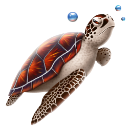 Иконка черепаха - черепаха