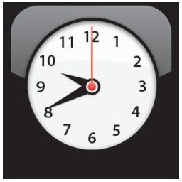 Иконка часы - часы, время
