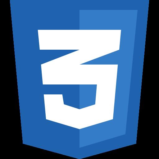 Иконка CSS 3 - верстка, web, css