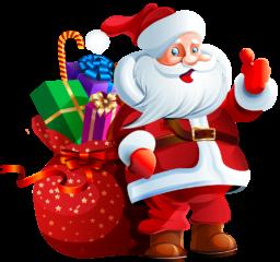 Дед мороз - Санта Клаус, праздники, новый год, дед мороз