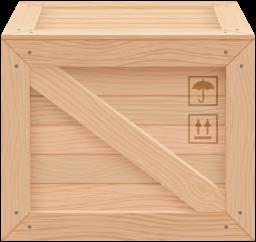 Деревянный ящик - ящик, упаковка