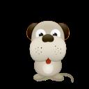 Иконка собака - собака