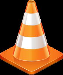 Дорожный конус - дорожный знак