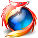 Иконка firefox - браузер, mozilla, firefox