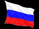 Флаг России на прозрачном фоне