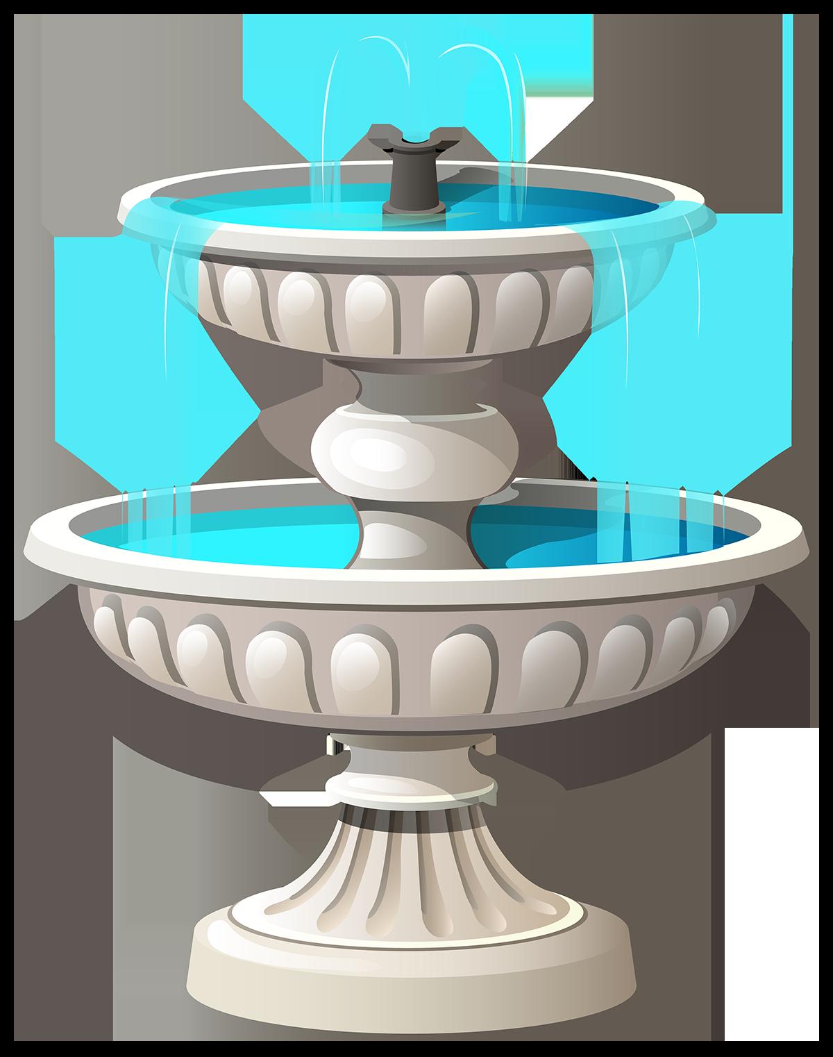 Картинка фонтан - фонтан, декор