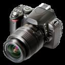 Иконка фотокамера - фотокамера, фотоаппарат, фото