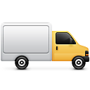 Иконка грузовик - грузовик, автомобили, авто