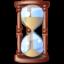 Иконка песочные часы