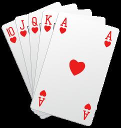 Картинка игральные карты - покер, карты, игры, азартные игры