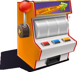 Иконка игровой автомат - казино, азартные игры