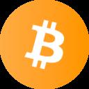 Значок биткоин - финансы, криптовалюта, деньги, биткоин