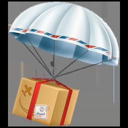 Иконка посылка - почта, посылка, доставка