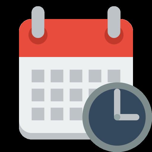 Иконка календарь - календарь