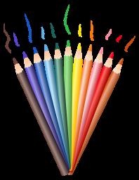 Карандаши - цветные карандаши, рисование, карандаши