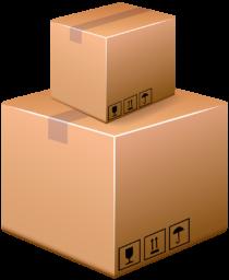 Картонные коробки - упаковка, коробка