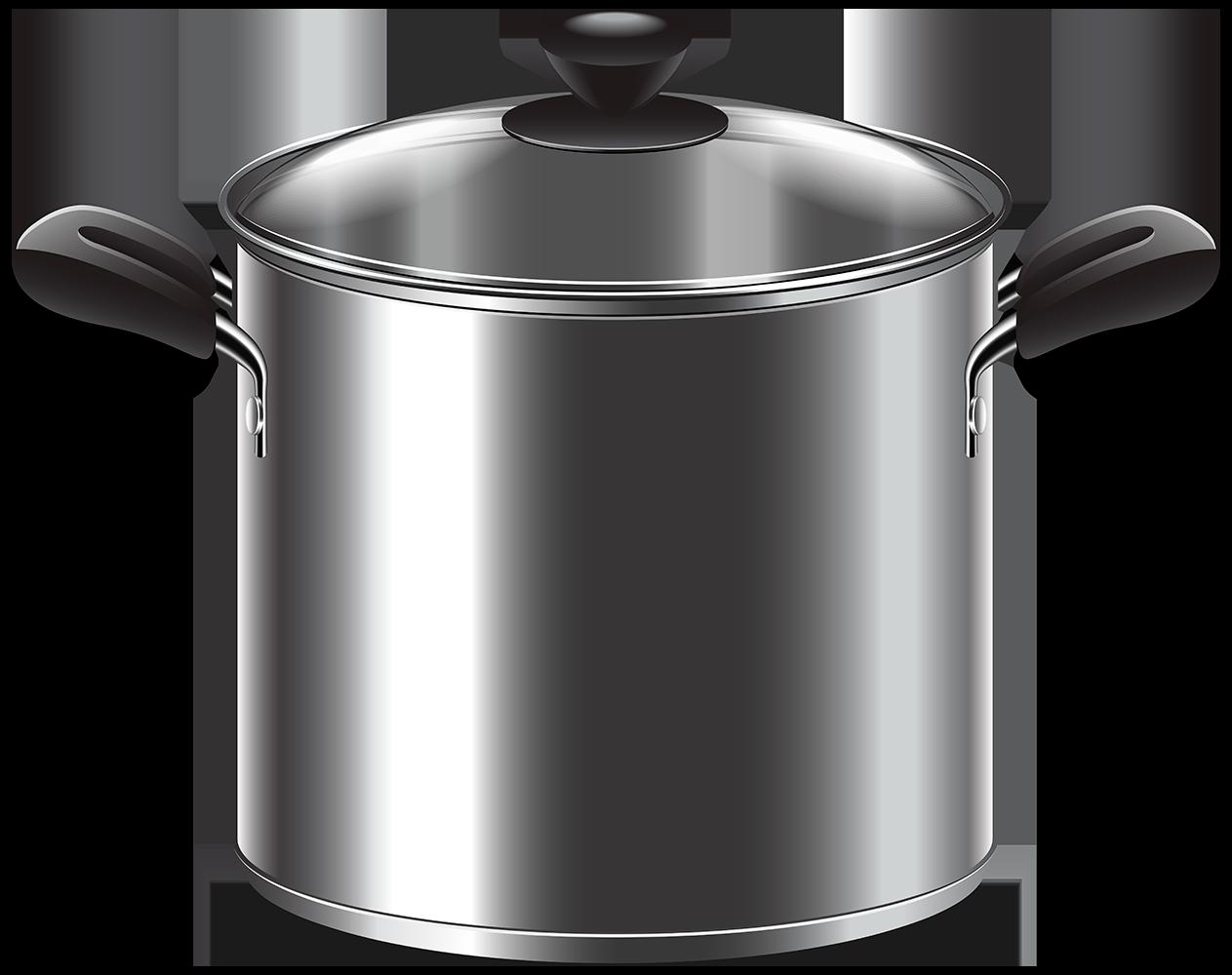 Кастрюля - посуда, кастрюля
