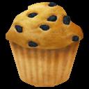 Иконка кекс - сладкое, кекс, выпечка