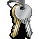 Иконка ключи
