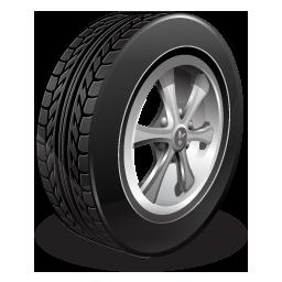 Иконка колесо - колесо