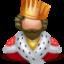 Иконка король