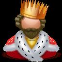 Иконка король - корона, король