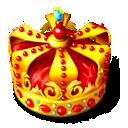 Иконка корона - корона