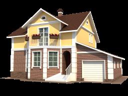 Коттедж - недвижимость, коттедж, дом