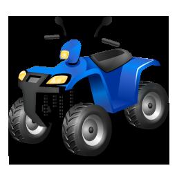 Иконка квадроцикл - квадроцикл