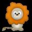 Иконка лев