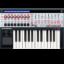Иконка Midi клавиатура