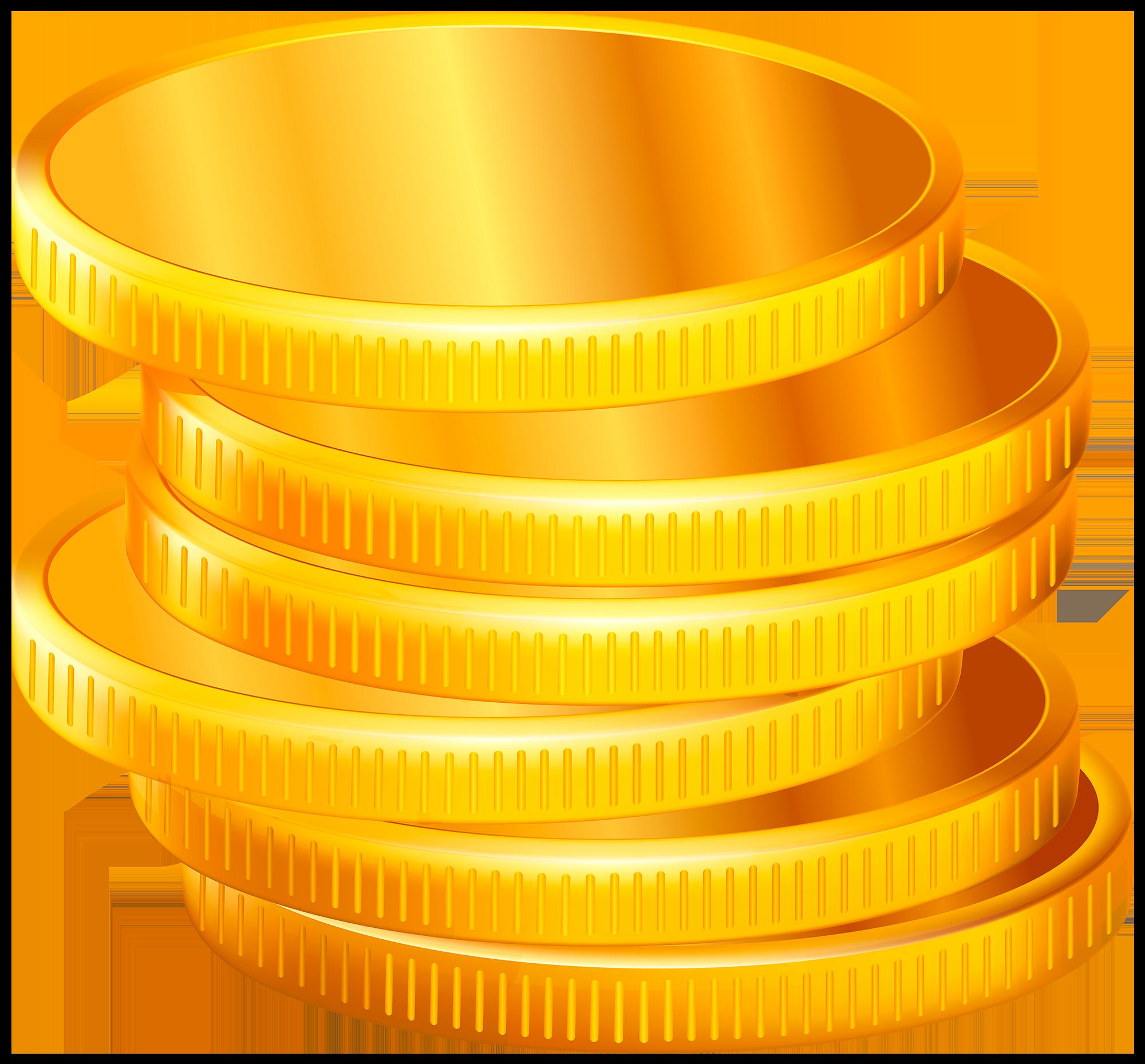 Монеты - монеты, монетки, золото, деньги
