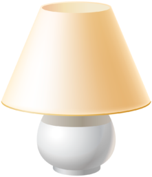 Настольная лампа - свет, лампа