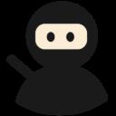 Иконка ниндзя