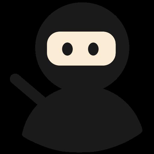Иконка ниндзя - ниндзя